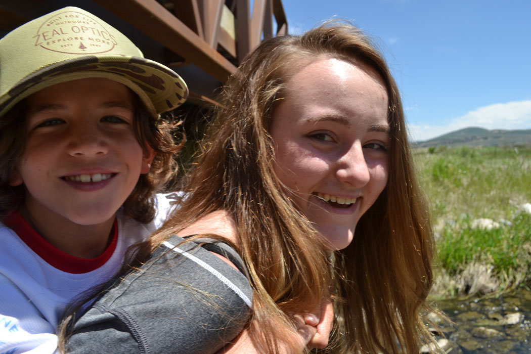 Do you like working with youth? Apply to become a camp counselor at the  Swaner Preserve and EcoCenter Summer Camps today!